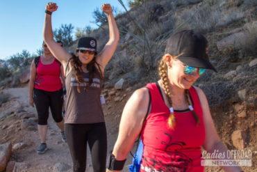 Cristin Whetten Ladies Offroad Challenge D2 17