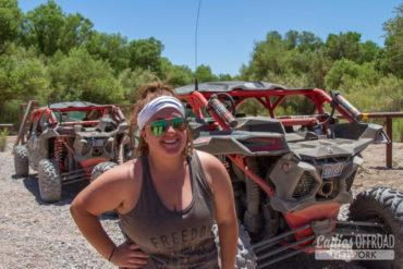 Danielle Terpko Ladies Offroad Challenge D1 19
