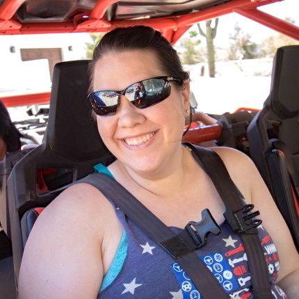 Kris Bowe's Ladies Offroad Challenge Top 10 Experience