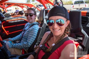 Tamika Willstead Ladies Offroad Challenge D1 36