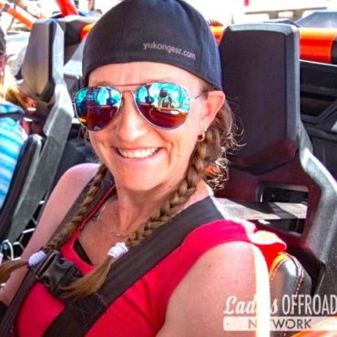 Tamika Willstead's Ladies Offroad Challenge Top 10 Experience
