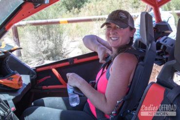 Teresa Lummus Ladies Offroad Challenge D2 40