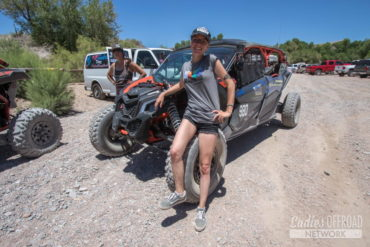 Katelyn Wood Ladies Offroad Challenge D1 42