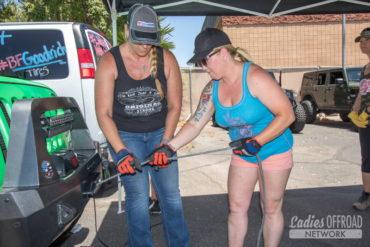 Keri Porter Ladies Offroad Challenge