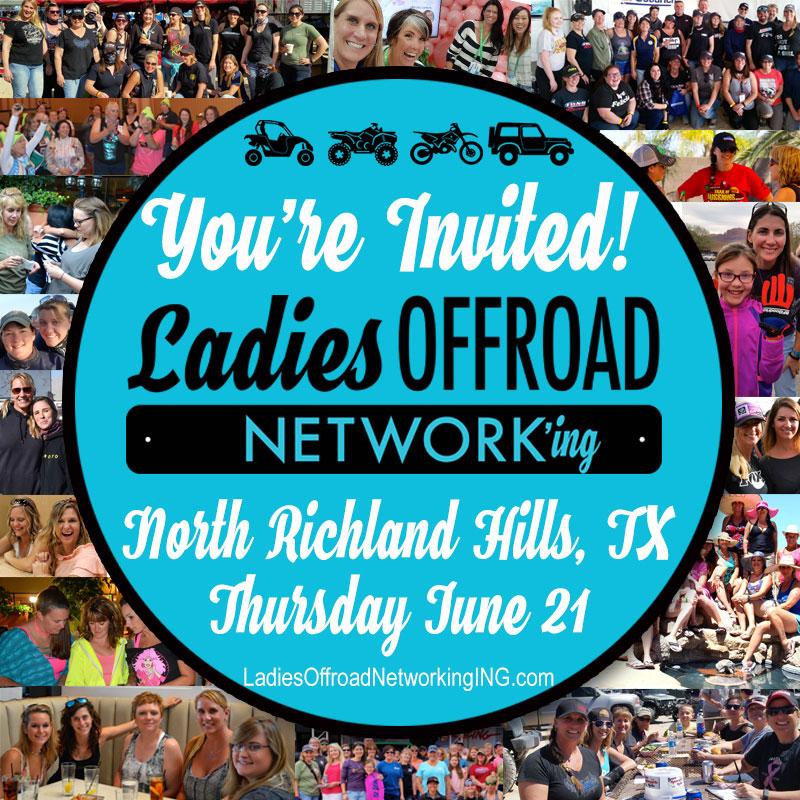 June 2018 Network'ing – North Richland Hills, TX