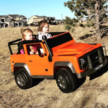 Thayer Cook Ladies Offroad 1