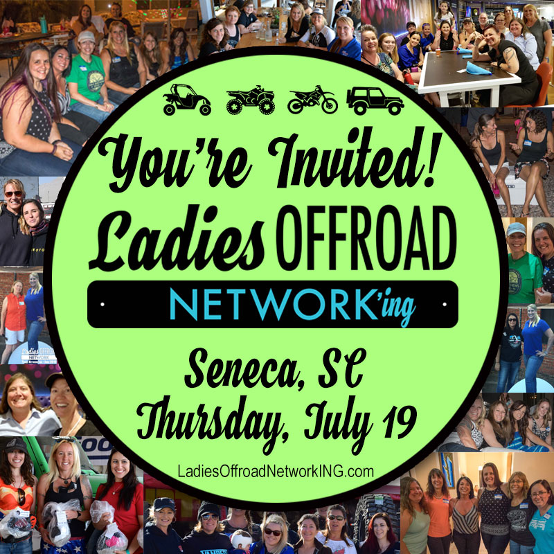 July 2018 Network'ing – Seneca, SC