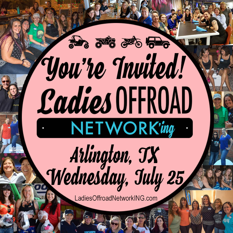 July 2018 Network'ing – Arlington, TX