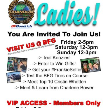 Ladies Offroad Network at Crandon 2018