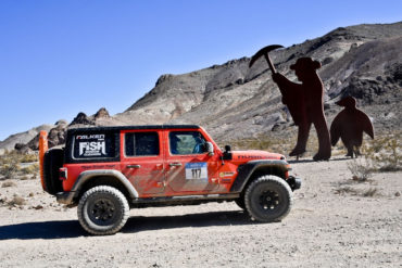 Rebelle Rally 3 Ladies Offroad Network 1