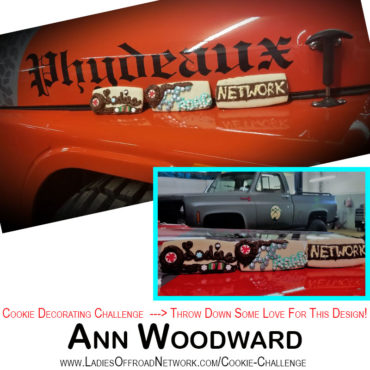 Ann Woodward CC