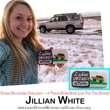 Jillian White CC