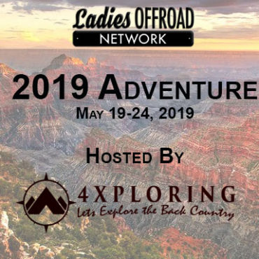 Ladies Offroad Adventure 2019