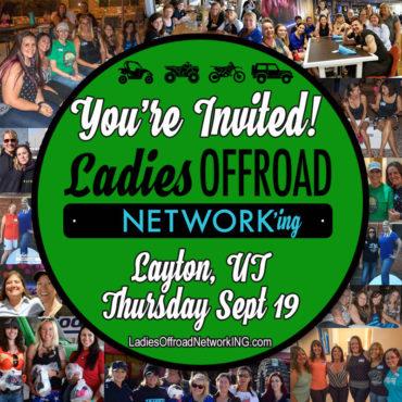 September 2019 Network'ing – Layton, UT