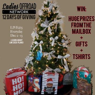 December 2019 Giveaway