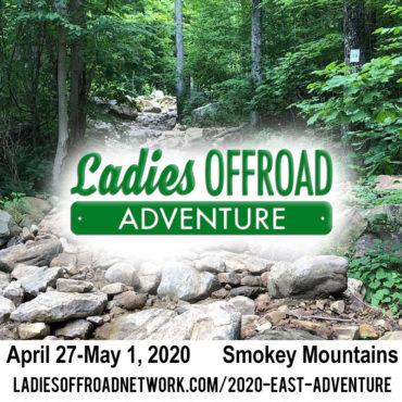 Ladies Offroad Adventure 2020 East