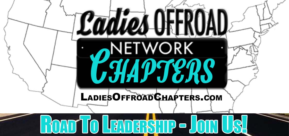Ladies Offroad Network Chapters