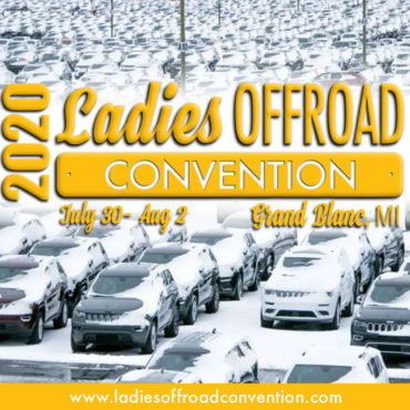 2020 Ladies Offroad Convention