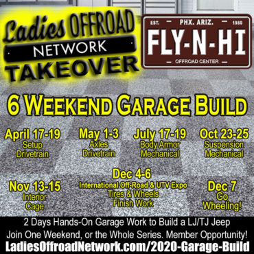 2020 Garage Build Takeover