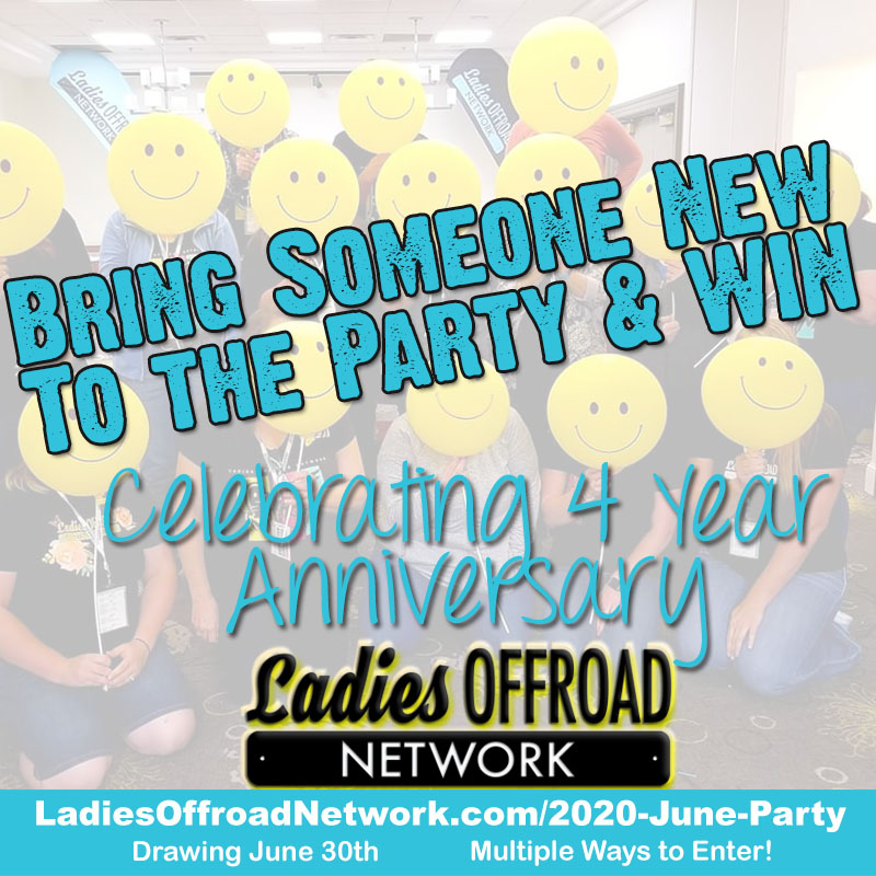 Party Giveaway