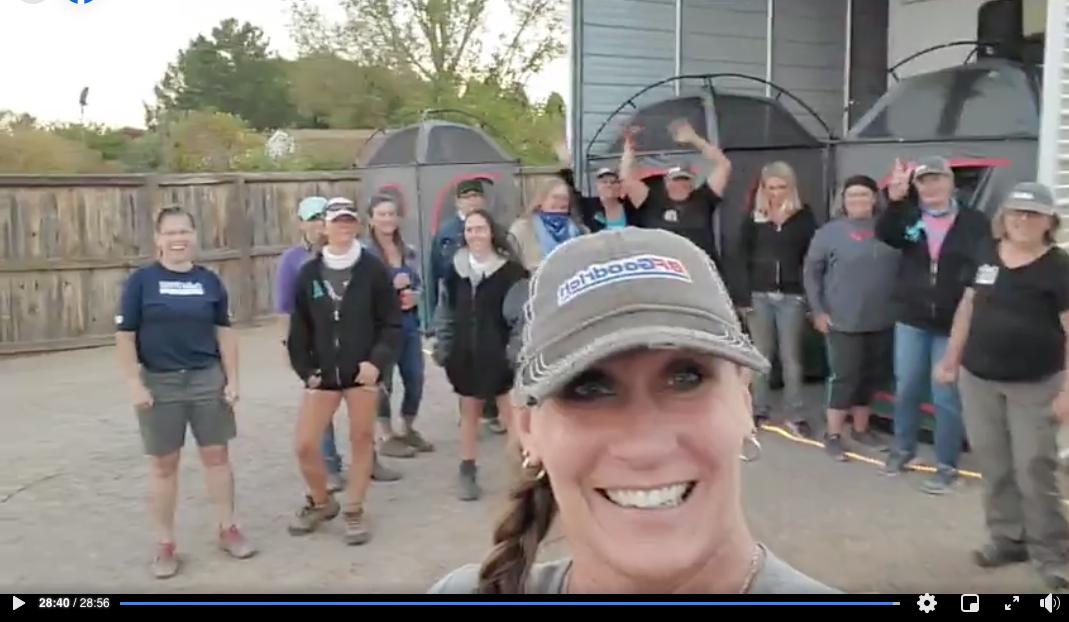 charlene bower ladies offroad network moab