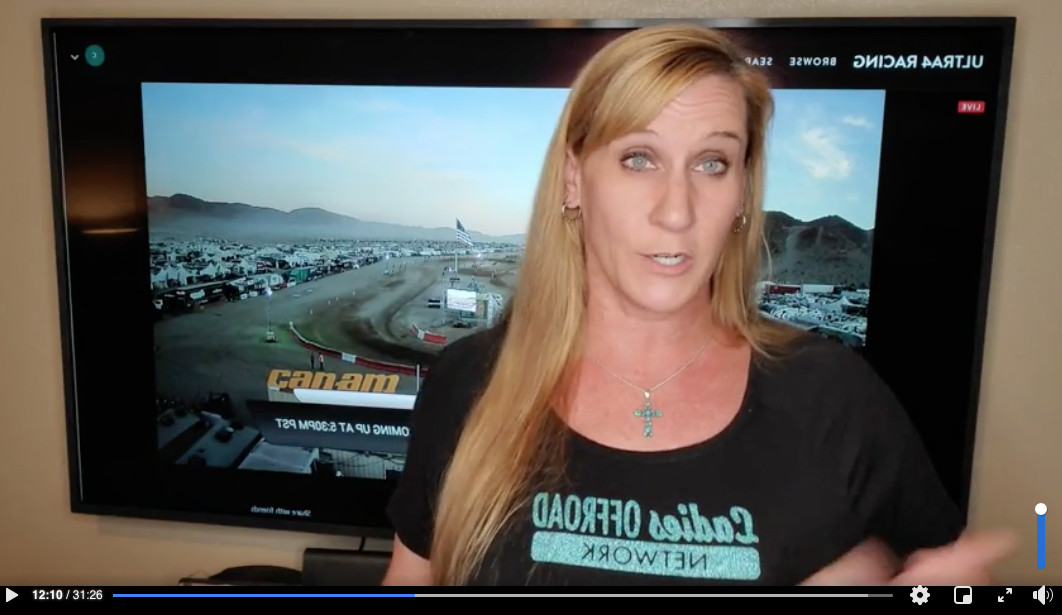 charlene bower king of the hammers