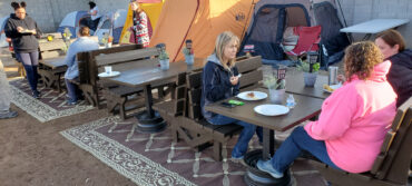 glamping ladies offroad network