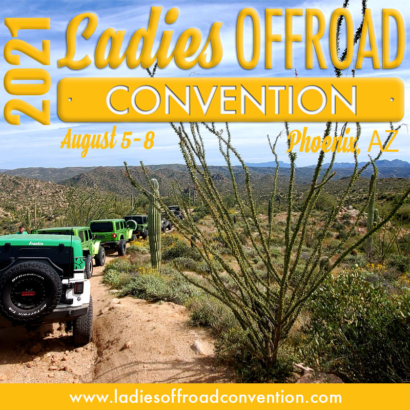 2021 Ladies Offroad Convention